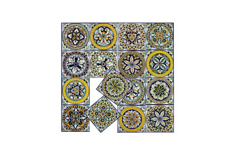 Picture Of Christmas Decorations ceramics deruta rolli reno mattonelle 15