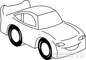 clipart black and white black and white car clip
