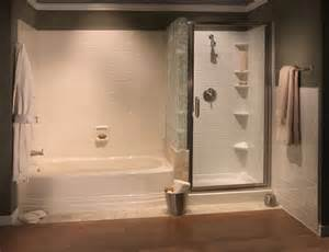 separate tub and shower options re bath of illinois great layout for separate shower and bath for a small