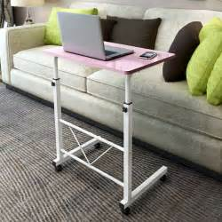 Sofa Desk For Laptop Adjustable Sofa Bed Side Table Laptop Computer Desk