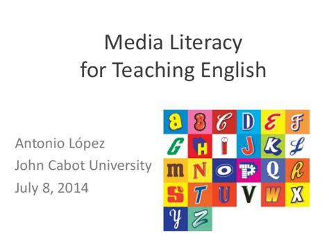streaming videos for teaching media literacy media media literacy for teaching english