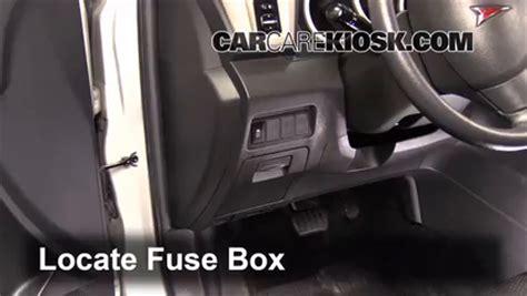 interior fuse box location 2009 2010 pontiac vibe 2009 pontiac vibe 1 8l 4 cyl