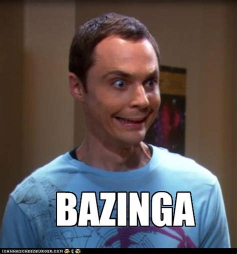 Bazinga Meme - two years scp foundation