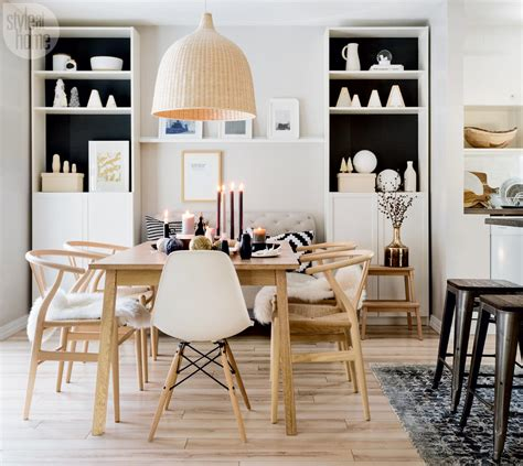 scandi style design attractor in scandinavian style