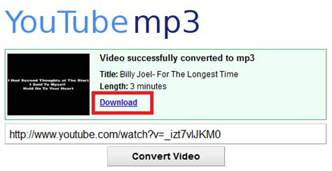 cara download dari youtube ke format mp3 cara mendownload youtube dalam format mp3