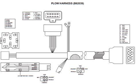 blizzard snow plow wiring diagram blizzard free