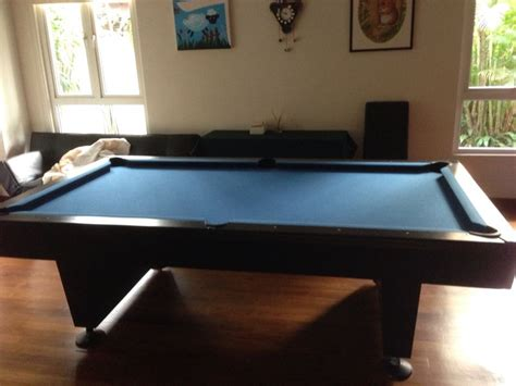 Used Pool Table For Sale by Refurbished Used Pool Tables For Sale In Singapore