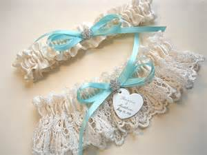 garters for wedding garters personalized wedding garter set in ivory venice lace