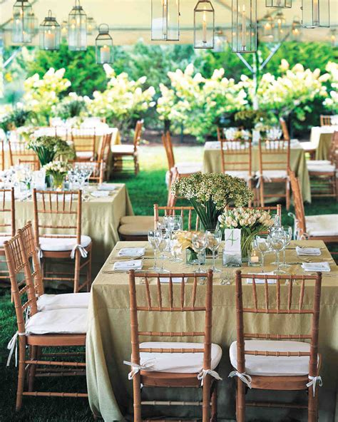 50th Wedding Anniversary Ideas Martha Stewart by Real Weddings With Green Ideas Martha Stewart Weddings