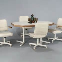 Kitchen Chairs With Wheels Kitchen Chairs With Casters White