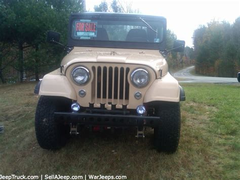 1957 Willys Jeep 005