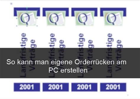 Ordner Etiketten Drucken Libreoffice by Ordnerr 252 Cken Drucken Vorlagen F 252 R Word Und Co Giga