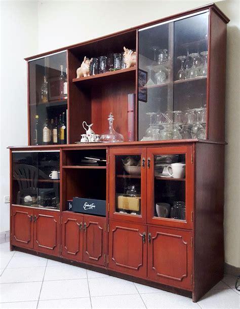 vitrinas para sala vitrina esquinero madera cedro sala comedor s 1 190 00