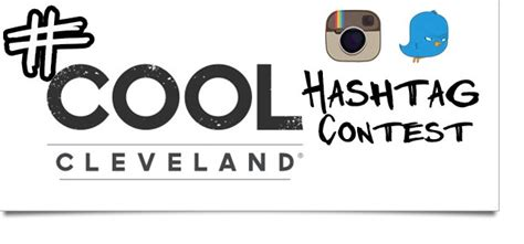 Giveaway Hashtags - eneter the coolcleveland hashtag contest to win free publicity coolcleveland