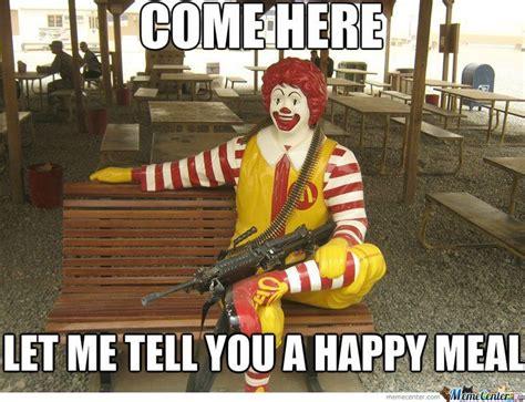 mcdonalds memes threatening mcdonalds ronald mcdonald