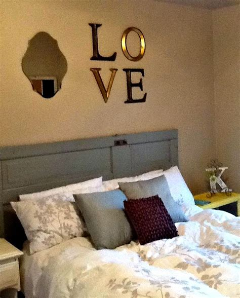 wall hanging headboard ideas how to decorate above a headboard