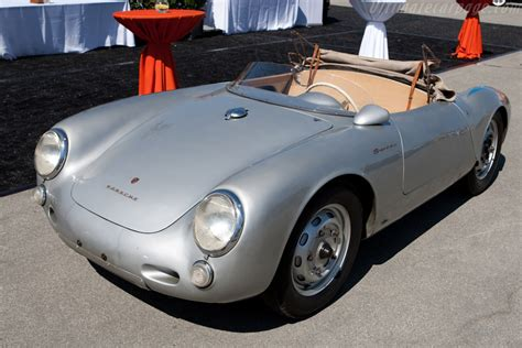 Porsche 550 Chassis by Porsche 550 Rs Spyder Chassis 550 0090 2009 Monterey