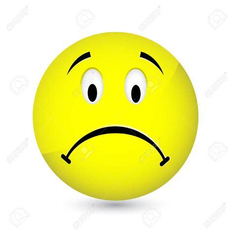 Sad Smiley Faces Clip Art   World of Example