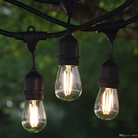 string of light bulbs outdoor outdoor string of lights large light bulbs outdoor ideas
