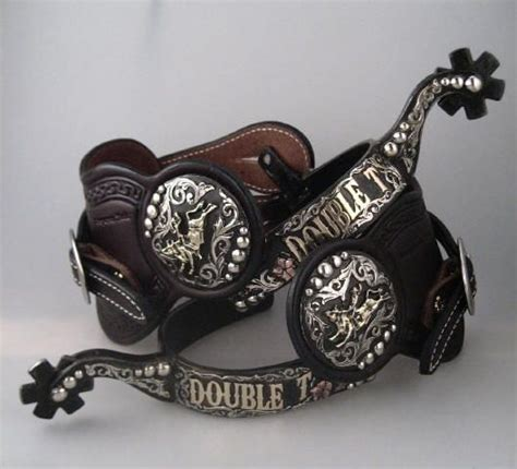 Handmade Spurs - handmade spurs custom spurs and conchos made for brad