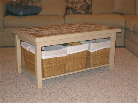 Diy Tile Coffee Table Pdf Diy Tile Top Coffee Table Plans Toys Bed Plans Woodideas