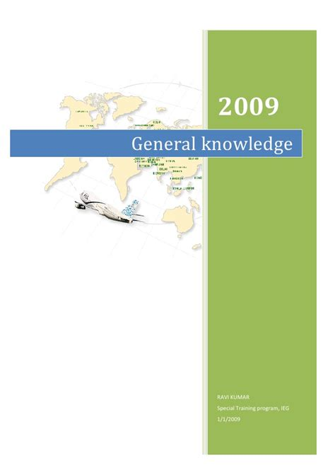 audio format general knowledge general knowledge 2009 table format