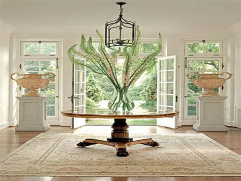 unique foyer ideas bloombety foyer decorating ideas with unique plant