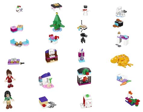 Friends Advent Calendar heartlake times lego friends advent calendar 2016