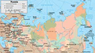 map of russia maps of the russian federation