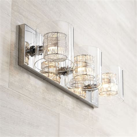 Possini Vanity Lighting Contemporary Bathroom Light Fixtures Pickndecor