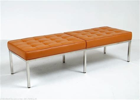 60 inch bench florence knoll 60 inch bench modernclassics com