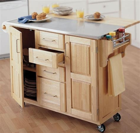 portable kitchen island plans portable kitchen island kitchen carts portable kitchen