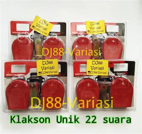 Klakson Stebel Original Horn Stebel Klakson Suara Klakson Kapal dj88 variasi toko aksesories terlengkap dan terpercaya se