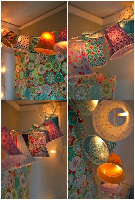 21 Creative Diy Lighting Ideas Make String Lights