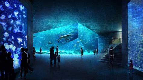 Zoologischer Garten Basel Preise by Ozeanium Zoo Basel Pool Architekten Z 252 Rich