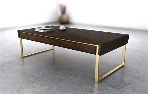 Ravishing Minimalist Decor Makes A Bold Visual Impact With Smart Coffee Table