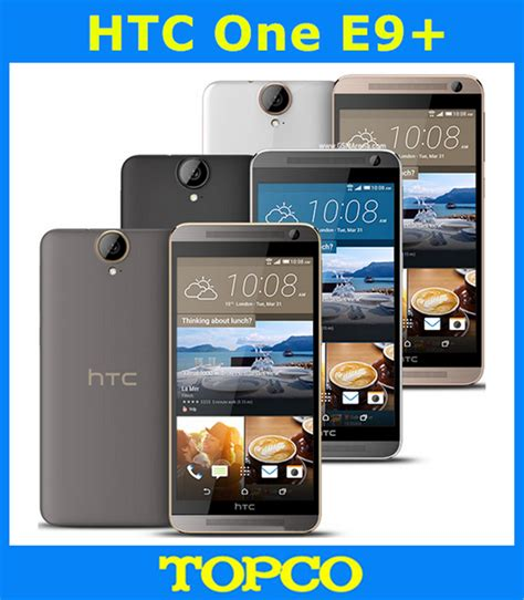 Htc One E9 Plus Original 5 5 Lcd Display Touch Screen Glass Part htc one e9 e9 plus original unlocked gsm 3g 4g android octa ram 3gb mobile phone 5 5 quot wifi