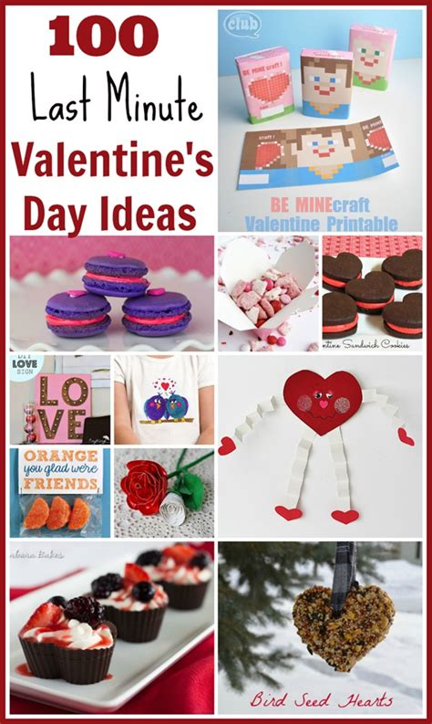 Last Minute Valentines Specials by 100 Last Minute S Day Ideas
