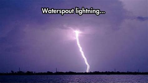 Waterspout With Lightning by Pictures Archives Page 3 Of 954 Barnorama