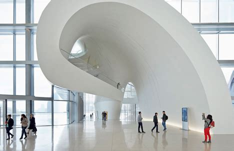 Affordable Interior Designer Heydar Aliyev Center Was Quot An Incredibly Ambitious Project