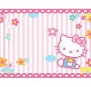 Hello Kitty Pink Background  WallpaperSafari
