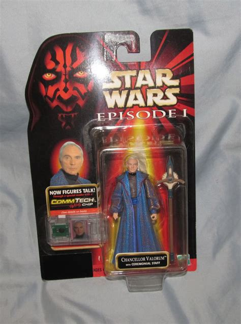 Wars Episode 1 Chancellor Valorum With Ceremonial Staff 78 best wars episode i figures 1998 1999 images on toys fashioned