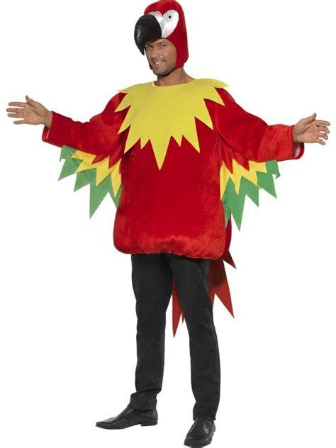 Dress Barn Customer Service Sale Animal Pirate Parrot Bird Mens Fancy Dress Stag