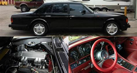 bentley turbo r engine bentley turbo r with 675 hp big block v8 costs 39 900 on