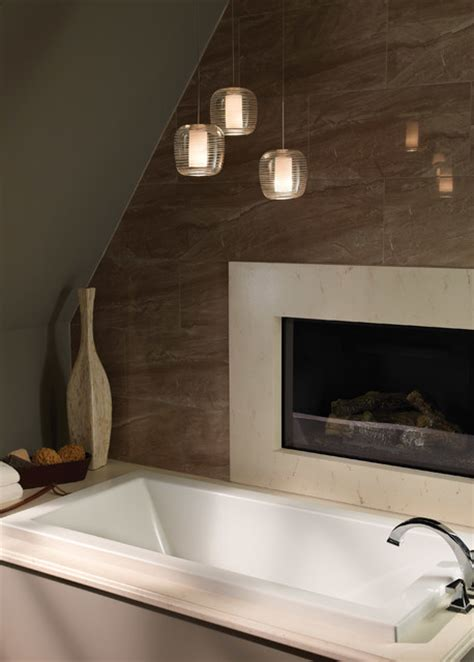 Pendant Lights In Bathroom Otto Pendant Bathroom Vanity Lighting By Tech Lighting