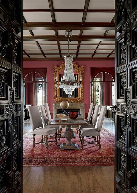 victorian dining rooms 15 majestic victorian dining rooms that radiate color and