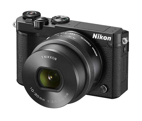 nikon announces its 4k the nikon 1 j5