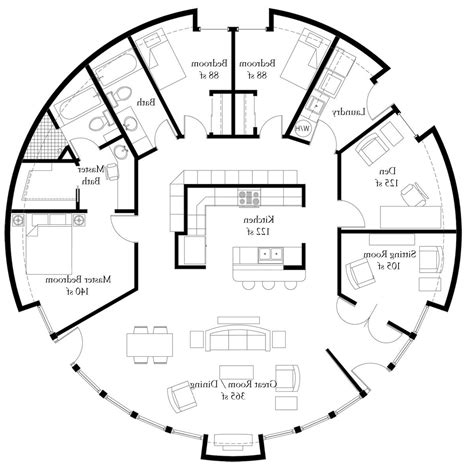 geodesic dome floor plans best free home design idea