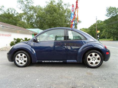 Volkswagen Beetle Gls by 2002 Volkswagen Beetle Gls Hatchback 2 Door 2 0l