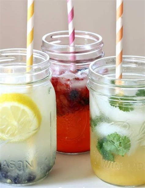 refreshing summer drinks drinks on me pinterest